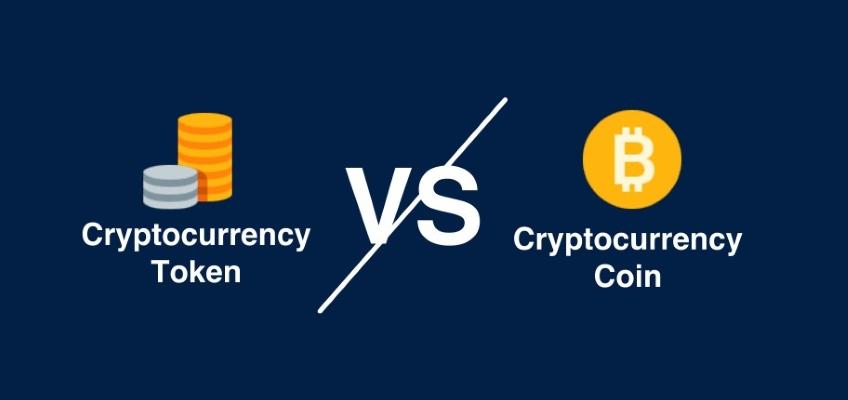 تفاوت توکن ، کوین و ارزهای مجازی