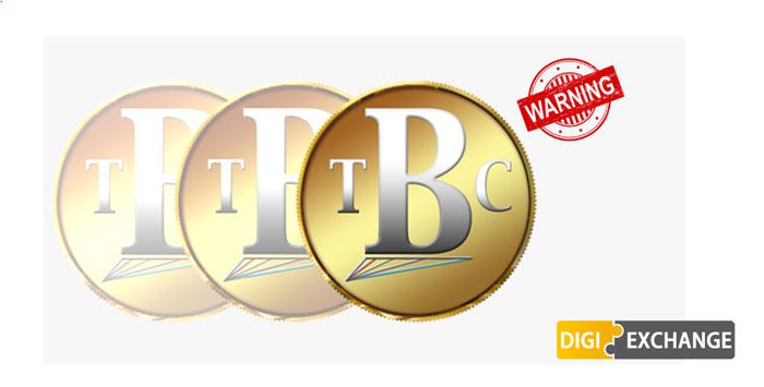 ارز دیجیتال tbc
