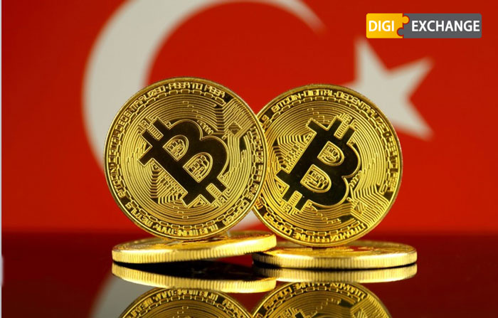 خرید و فروش بیت کوین در ترکیه