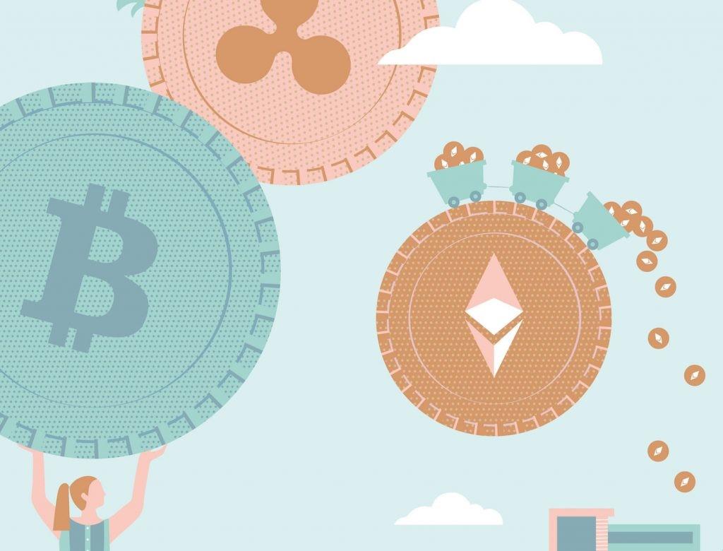 چگونه در بیتکوین و رمزارزها سرمایهگذاری کنیم؟!